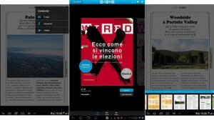 Wired Magazine per tablet e smartphone Android