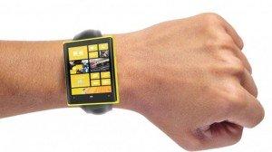 Microsoft al lavoro su uno Smart Watch