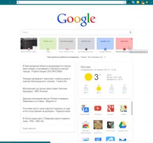 Google Now per Chrome