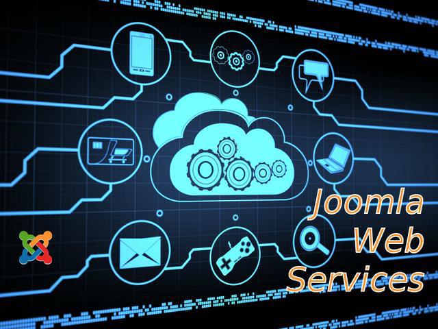 Joomla WebService