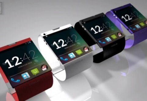 Google Nexus Smartwatch Concept
