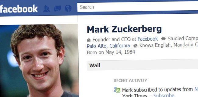 Messaggi Facebook a pagamento per Vip e non