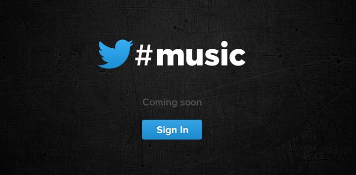 Twitter Music: in arrivo la musica in streaming