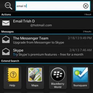 BlackBerry OS 10 Update