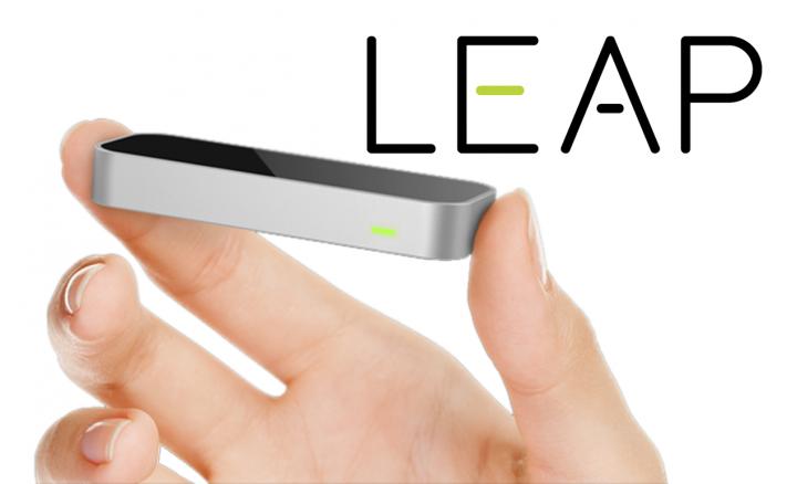 Leap Motion: interazione computer basata su gesti