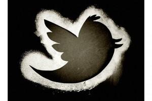 Twitter Logo Black