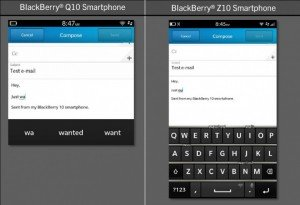 BlackBerry OS 10 Update