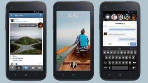 Facebook Home: 500.000 download, un grande flop?