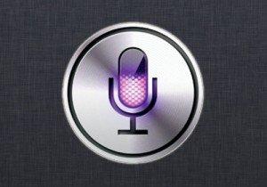 Apple cerca programmatori per SIRI