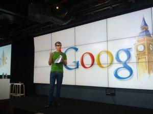 Google Glass: presente un sistema operativo Android modificato