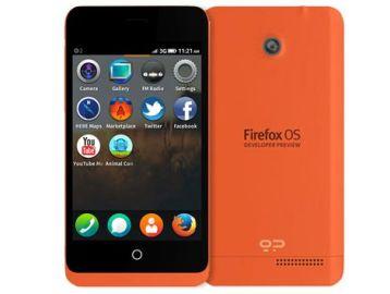 Smartphone Firefox OS offerti agli sviluppatori