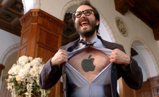 Spot Microsoft Anti-Apple e Samsung