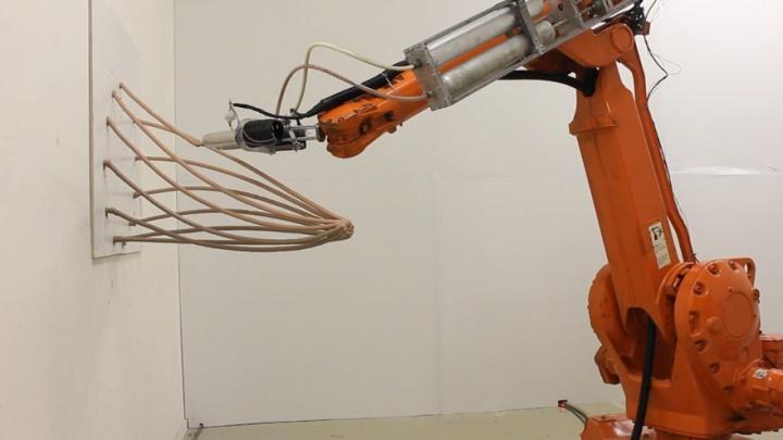 MATAERIAL: la stampante 3D che non soffre la gravità
