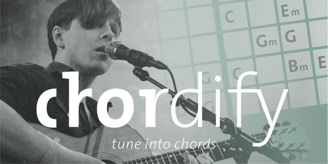 Chordify, come trovare gli accordi una canzone via web