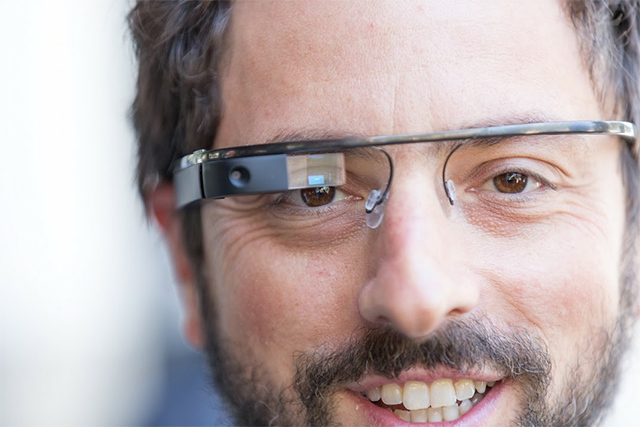 Eye Tracking per Google Glass