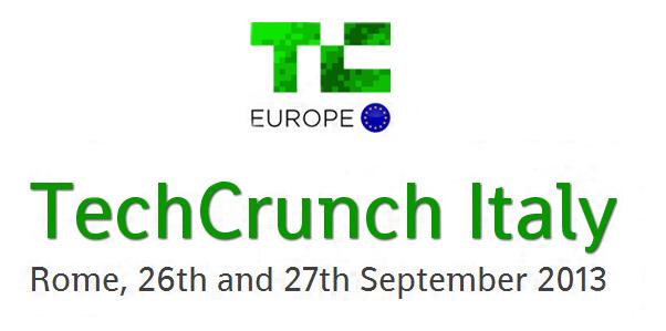 TechCrunch Italy 2013 e il (RE) Design