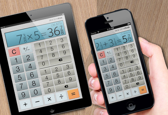 Fraction Calculator Plus: l'app di calcolo dall'adolescente Isabel Hughes