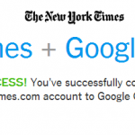 New York Times and Google Glass