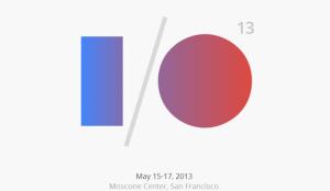Google I/O 2013 Video