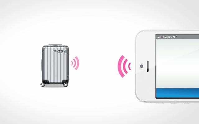 Bag2Go, la valigia tecnologica che non perderete mai