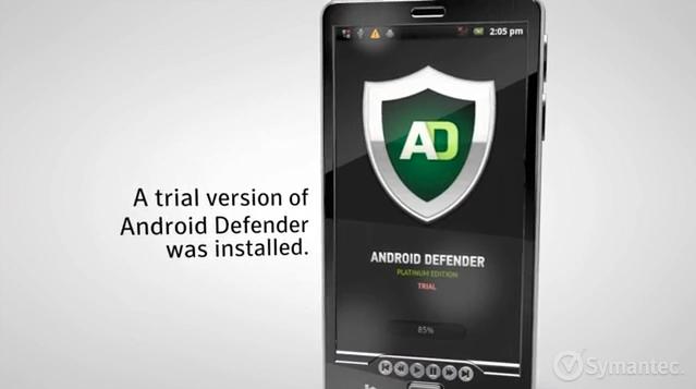 Malware Android tiene in ostaggio il cellulare
