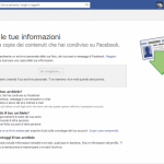 Facebook Download Your Information