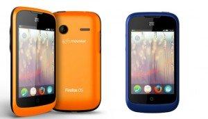 Smartphone Firefox OS Zte Open