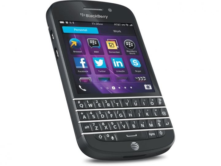 Quanto è resistente il nuovo BlackBerry Q10?