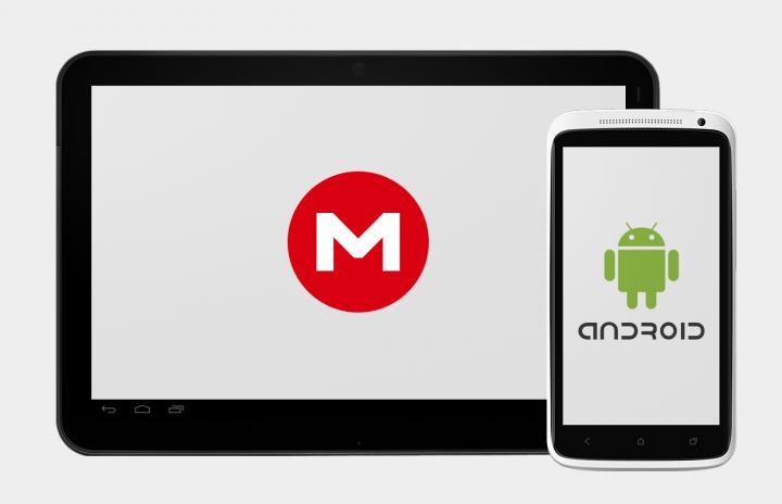 MEGA: arriva l'app ufficiale per Android