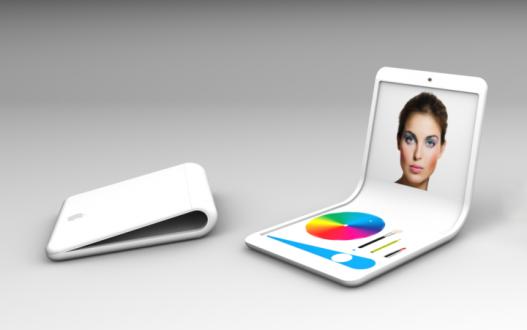 iFlex, concept di smartphone flessibile