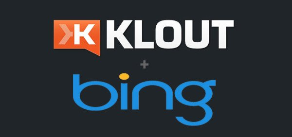 Klout integra Bing come fattore di ranking