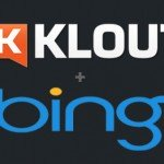 Bing Klout Integration