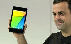 Android 4.3 e Nexus 7 II
