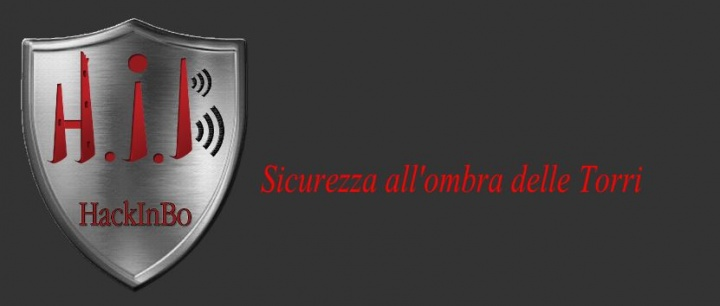 HackInBo: il primo evento sulla sicurezza informatica a Bologna!