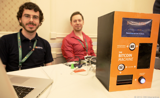 Il primo ATM di Bitcoin a Vancouver