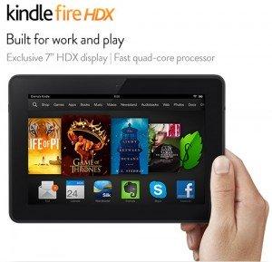 Amazon Fire HDX