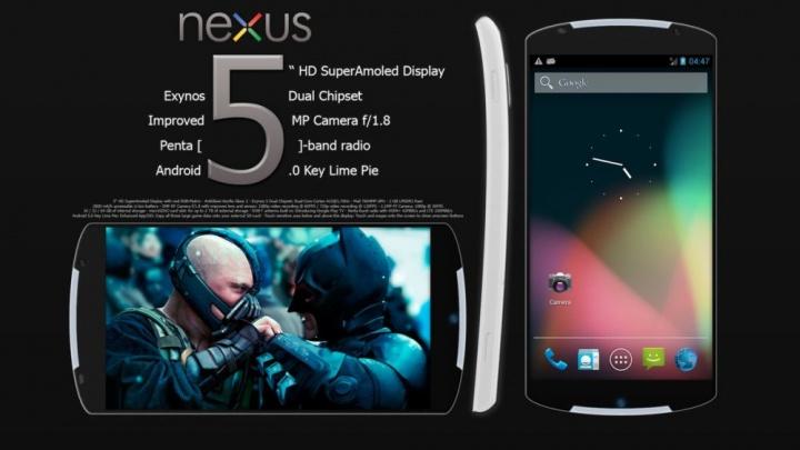 Il debutto di Nexus 5 firmato KitKat