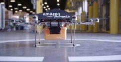 Un drone busserà alla tua porta con Amazon Prime Air