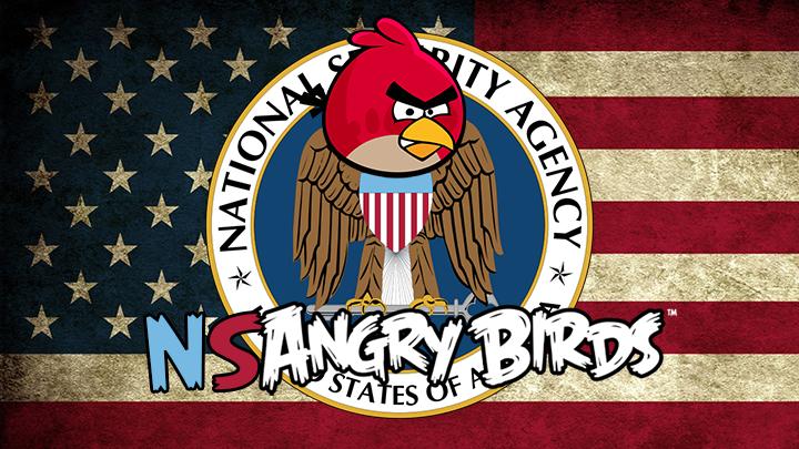 Angry Birds: NSA spiava i giocatori