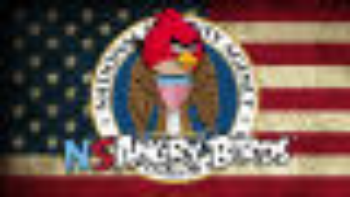 NSA spiava i giocatori Angry Birds