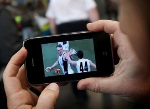 Sport sullo Smartphone