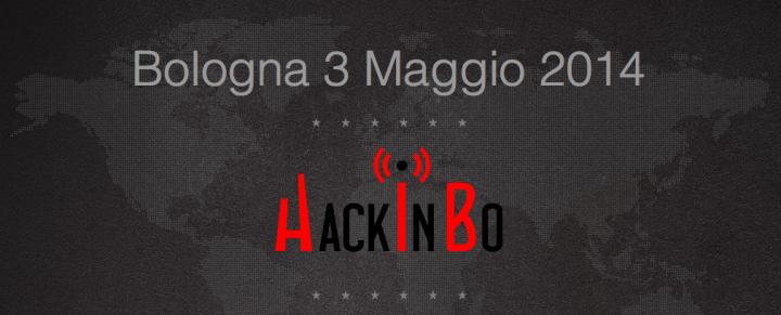 Sicurezza Informatica Bologna - HackInBo