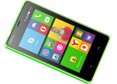 Opera browser ufficiale dei Nokia X2