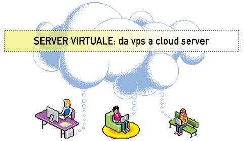 Servizi Cloud: evoluzione del server virtuale, da VPS a Cloud Server