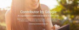 Google Contributor, pagare per non vedere la pubblicità