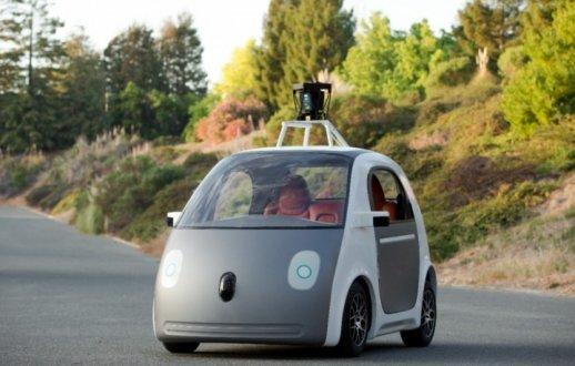 Google Car: presentata ieri l'auto che si guida da sola