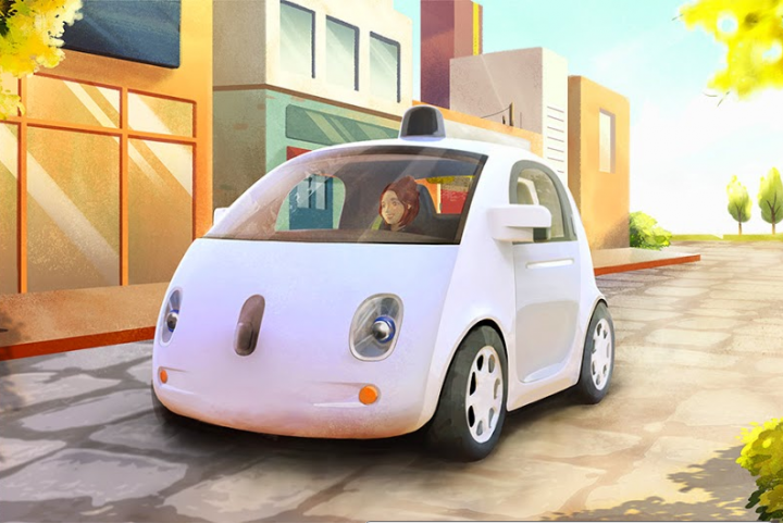 Prototipo Google Car