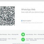 WhatsApp PC con WhatsApp Web