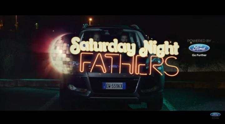 Ford Kuga Saturday Night Fathers