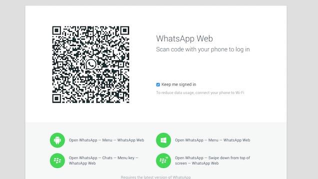 WhatsApp PC: disponibile per tutti!